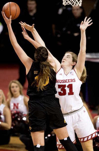 Iowa vs. Nebraska women's basketball, 1/16/18