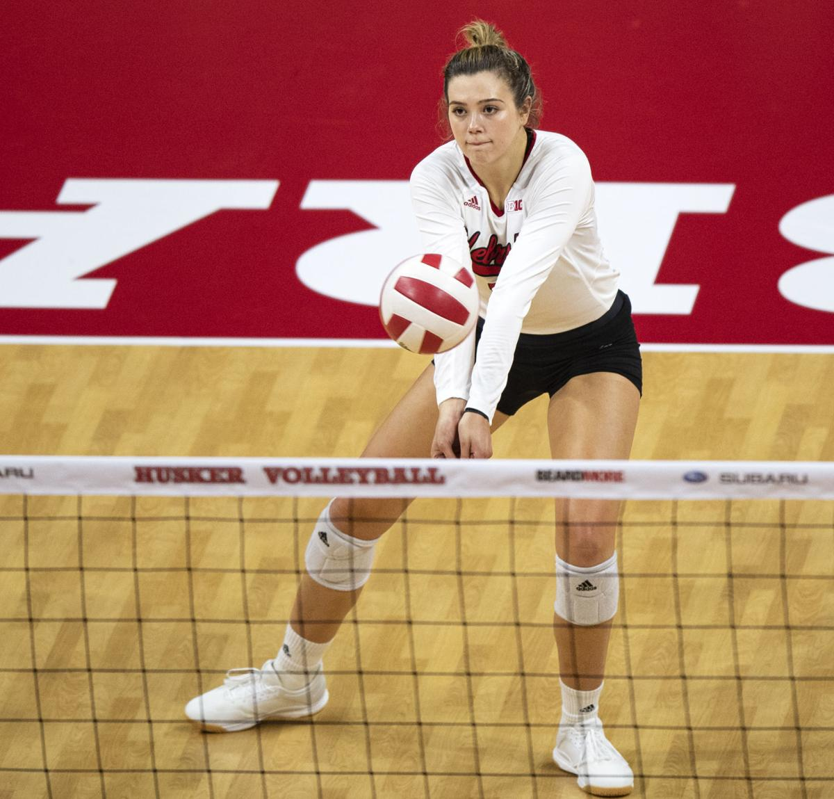 Szabo to transfer from Nebraska volleyball program