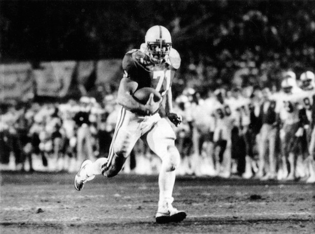 Dean Steinkuhler 1984 Orange Bowl