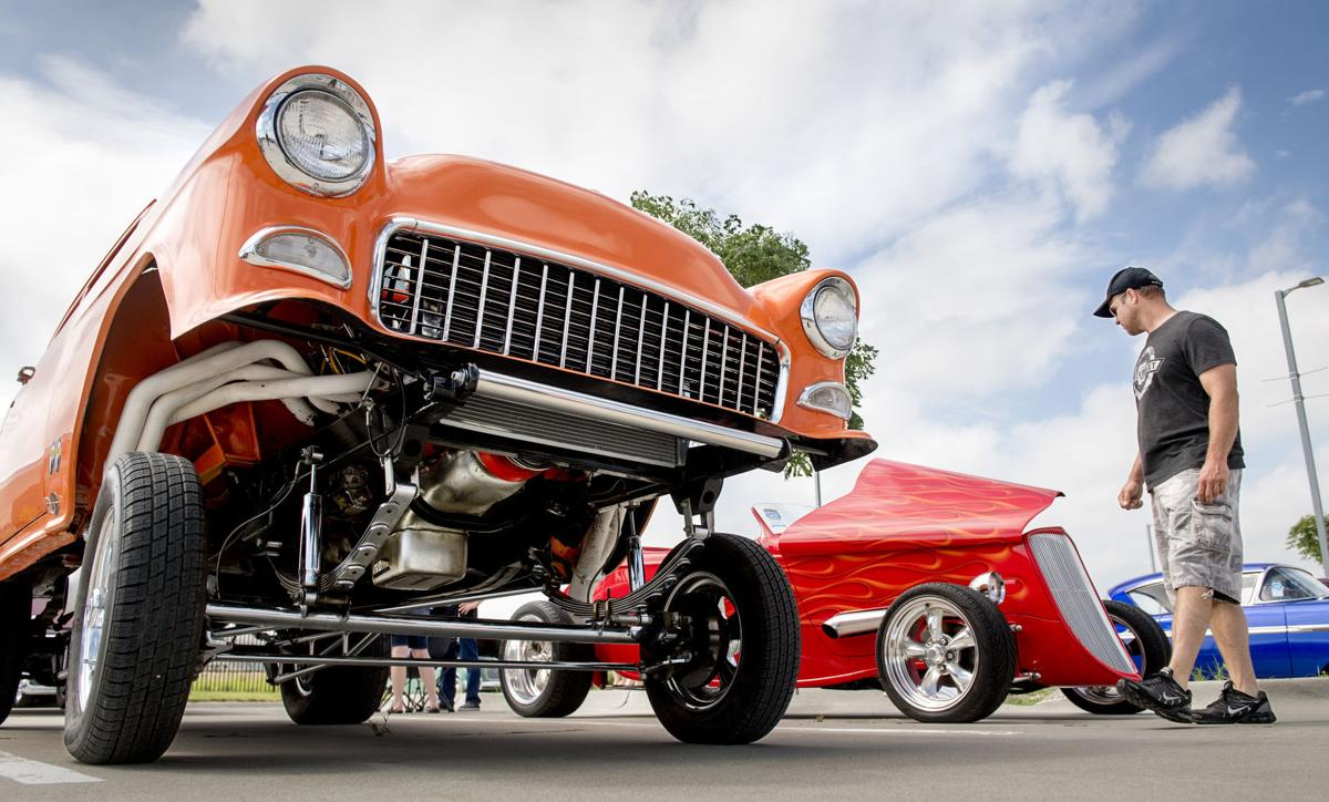 Sinning with speed: Creepy car among 1,000 vintage vehicles at ...