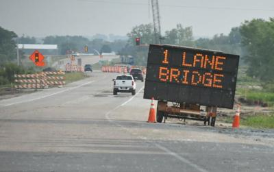 Nebraska 15 bridge