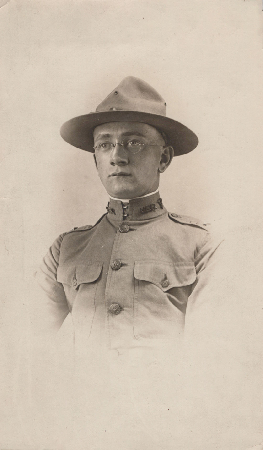 WWI Medical Officer