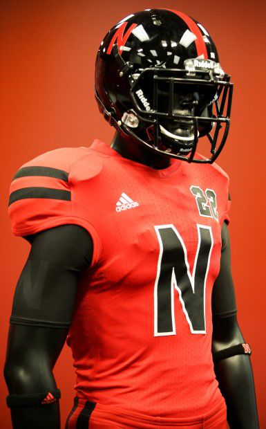 release date ccc41 64f63 See the Huskers black alternate uniform for the 2019 season ...