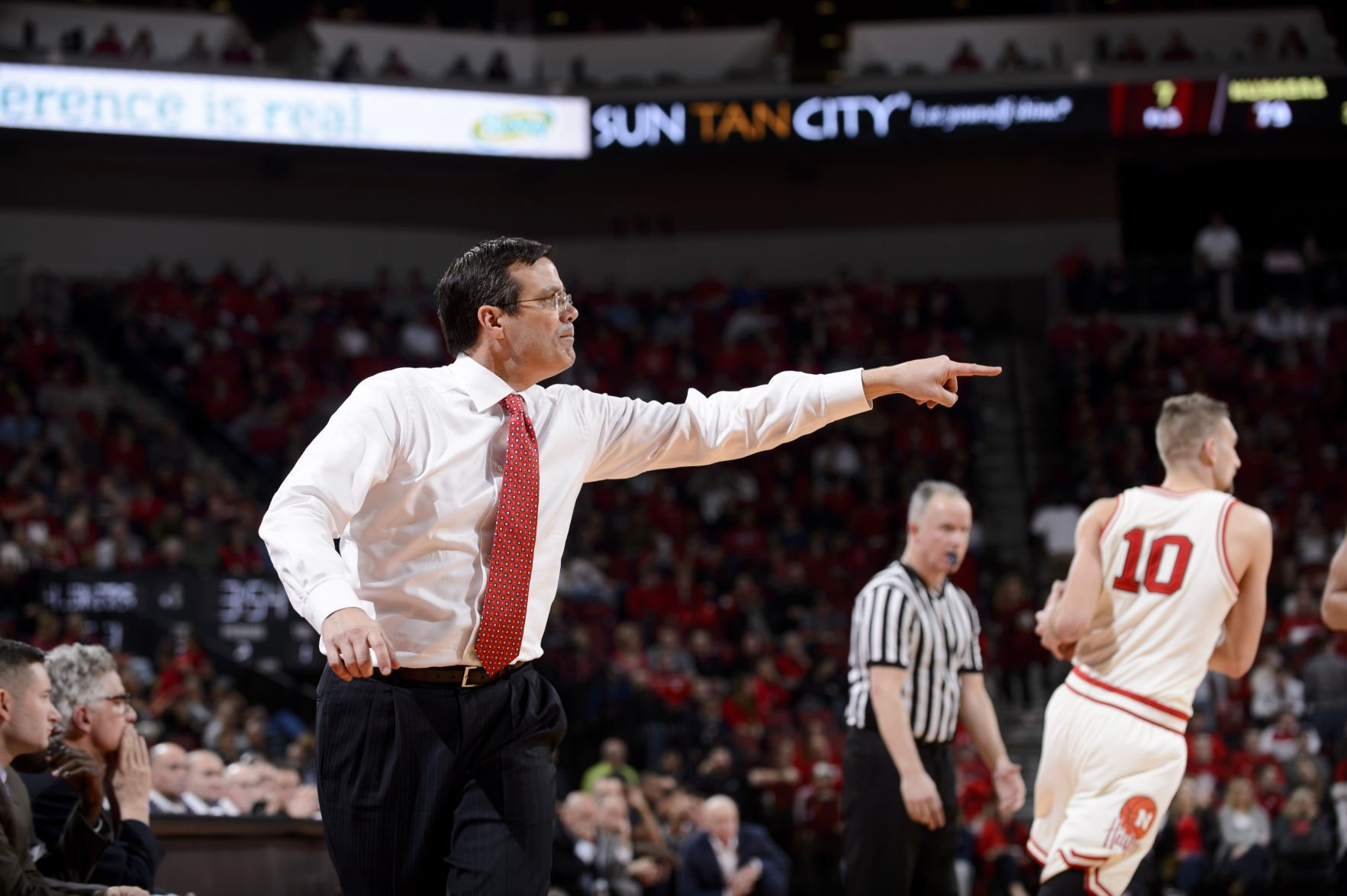 Big Ten releases Badger men's basketball opponents