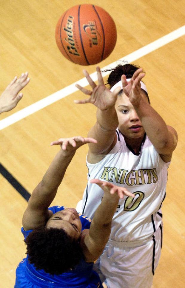 Photos: Omaha North vs. Southeast girls, 1.16.14 : Gallery