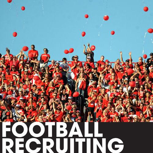 NU Husker football recruiting logo