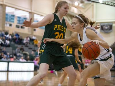 Lincoln Southwest vs. Lincoln Pius X Girls 2.9