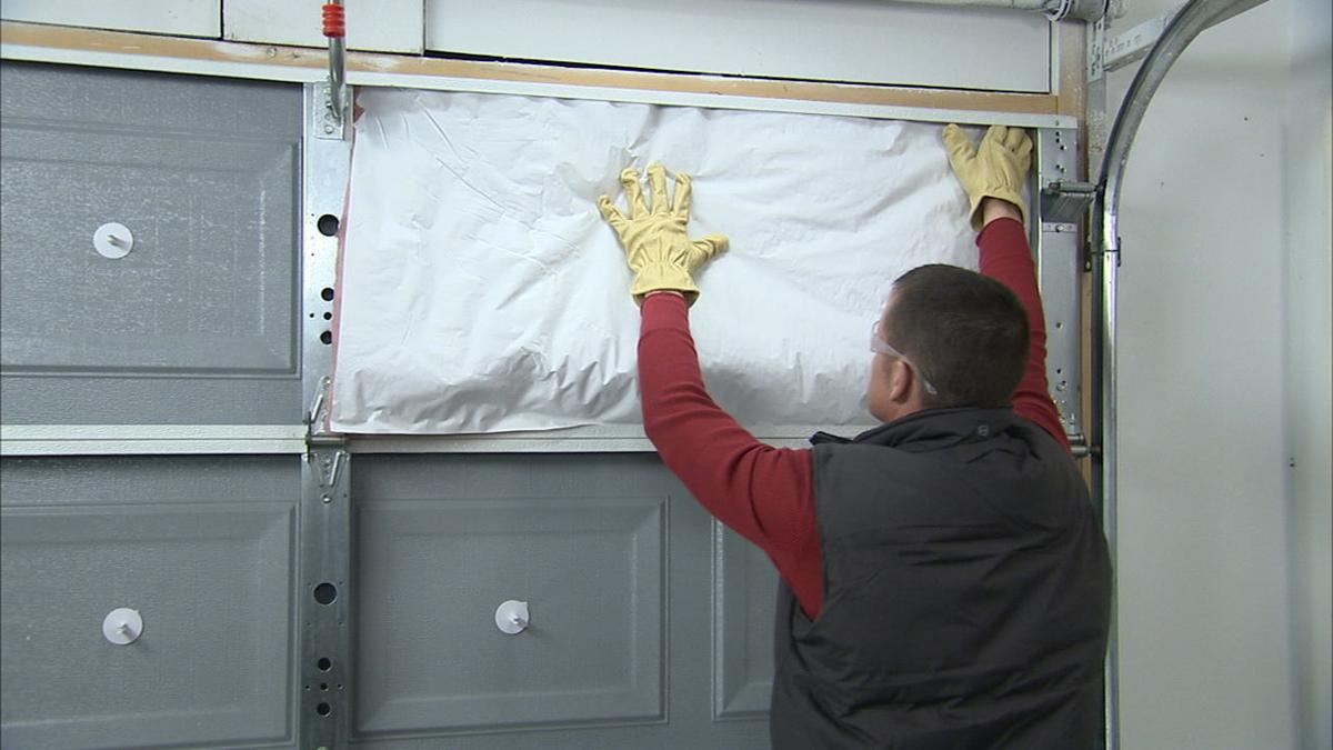 James Dulley Think About Insulating Garage Doors Instead