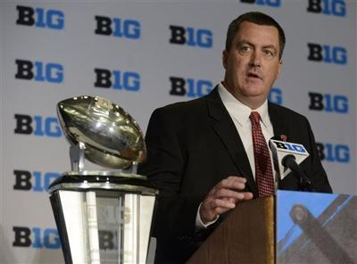With Big Ten West in flux, Wisconsin embraces its identity