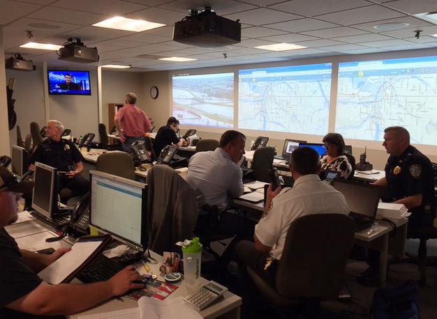 Emergency operating center