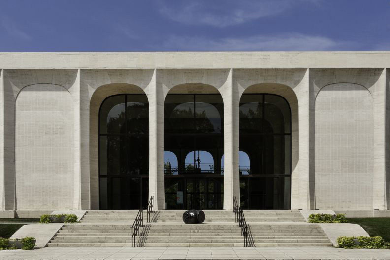 Sheldon Memorial Art Gallery