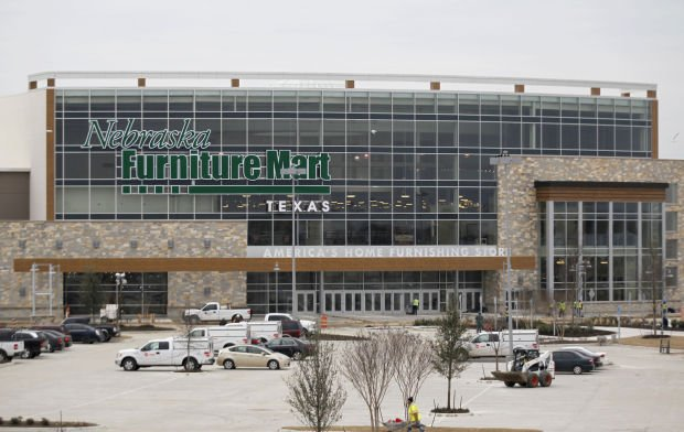 Nebraska Furniture Mart In The Colony Is As Big As It Boasts