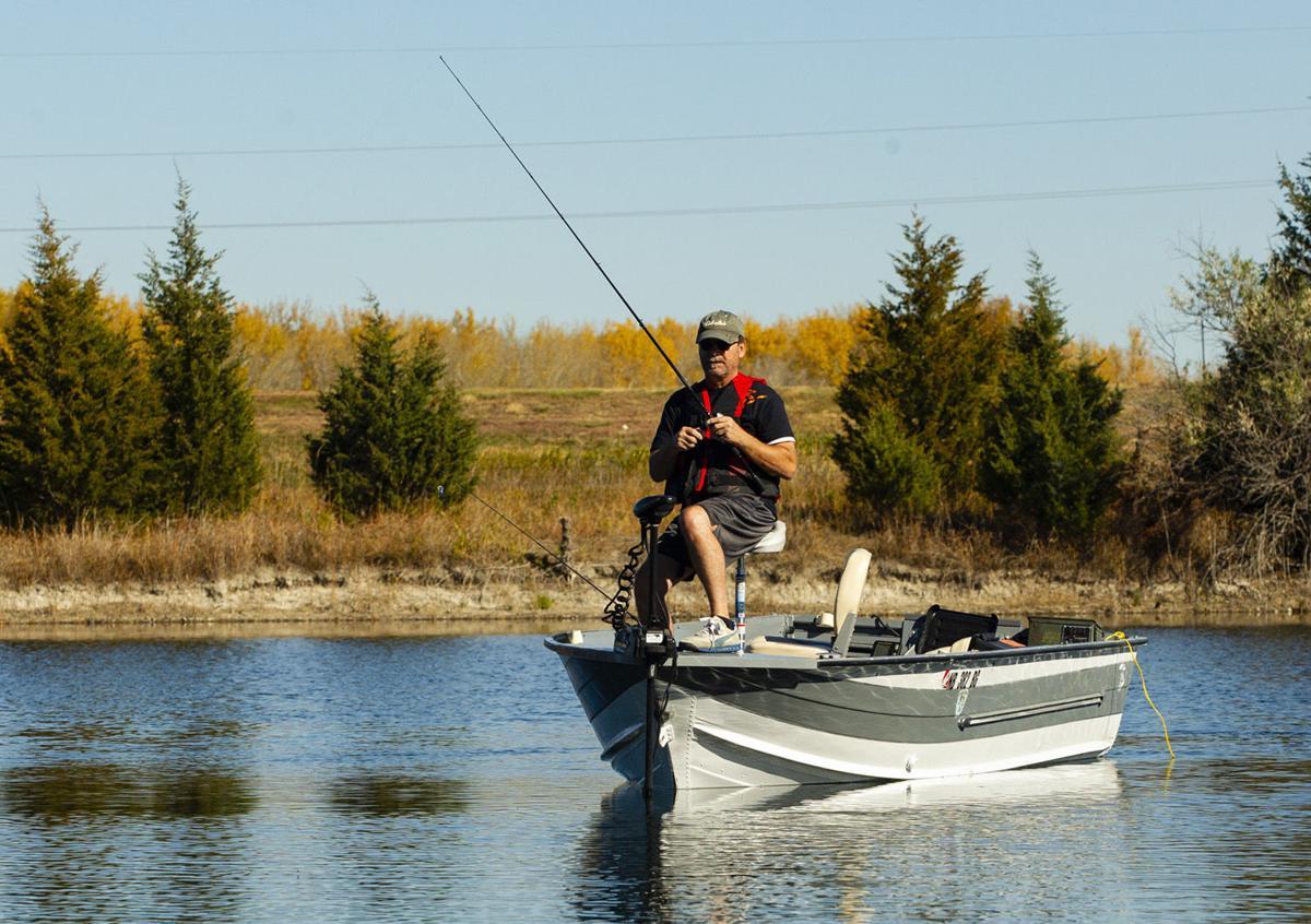 Fishing life jacket