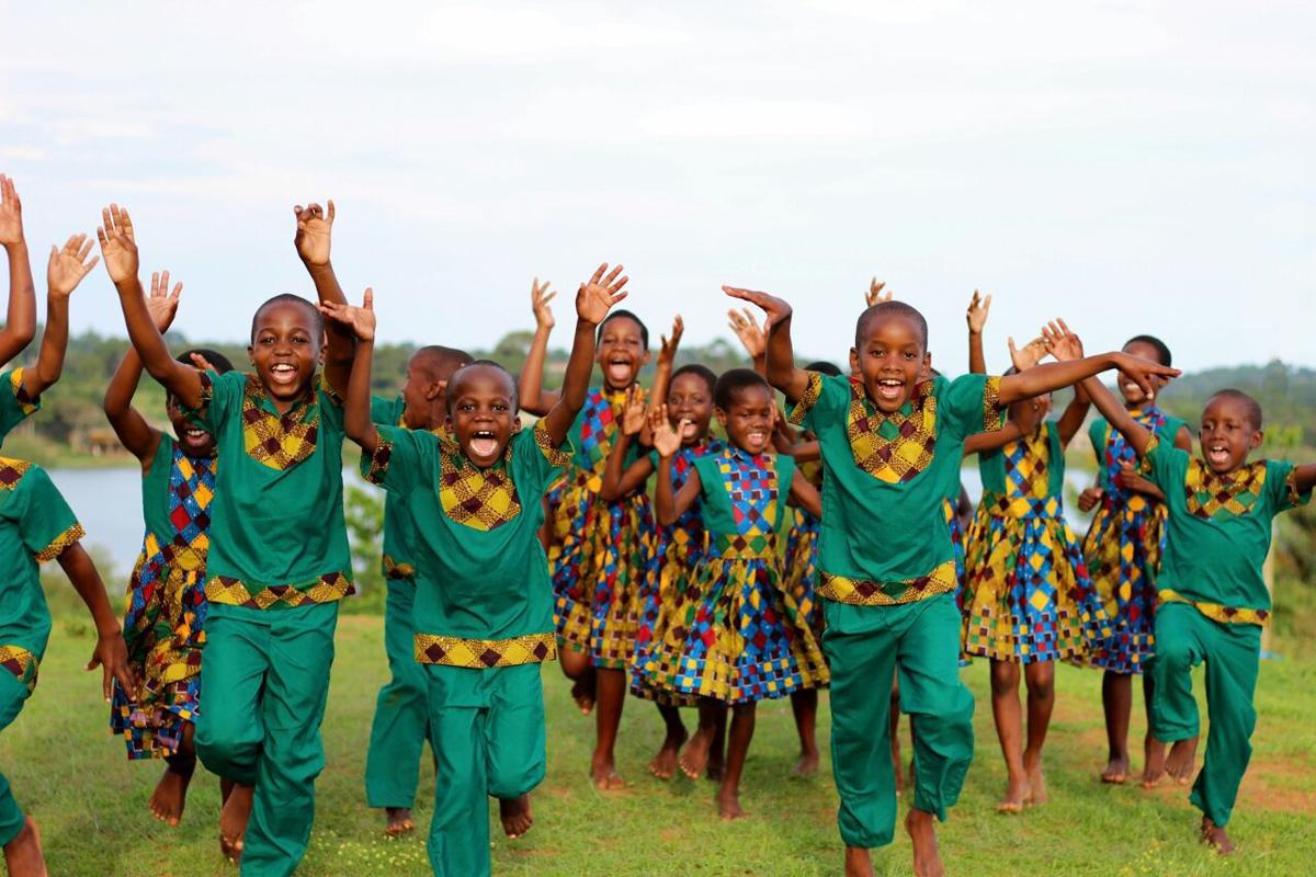 African Children S Choir Providing Shows For Lincoln