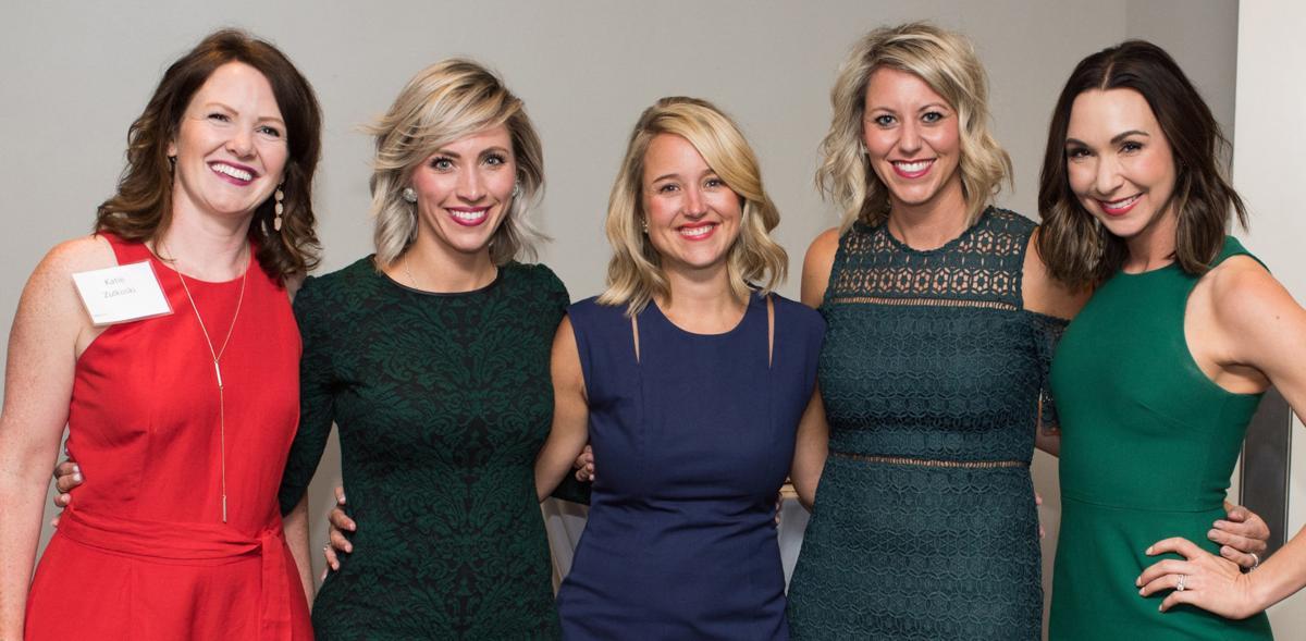 Katie Zulkoski and friends