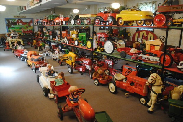 Toy Car Collection For Sale