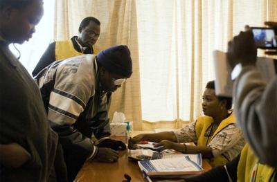 Sudan voting referendum in Omaha