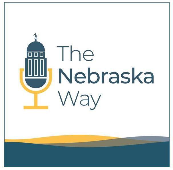 The Nebraska Way podcast logo