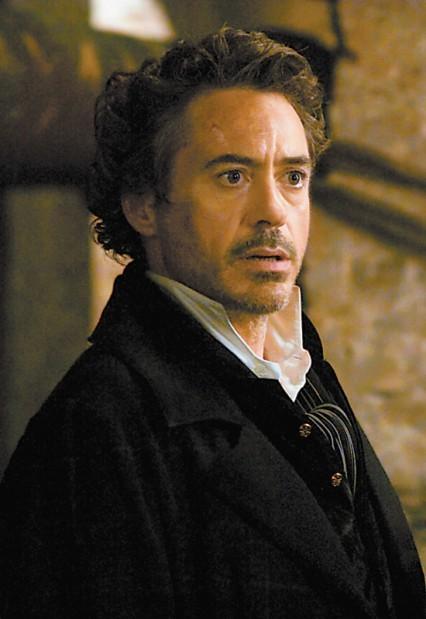 Robert Downey Sherlock Holmes