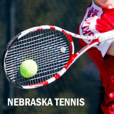 Nebraska tennis logo 2014