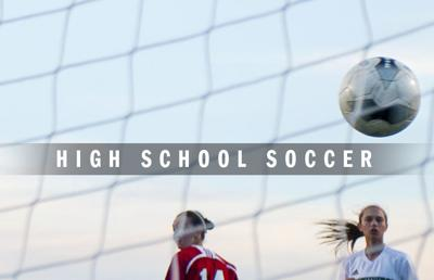 High school soccer logo 2014