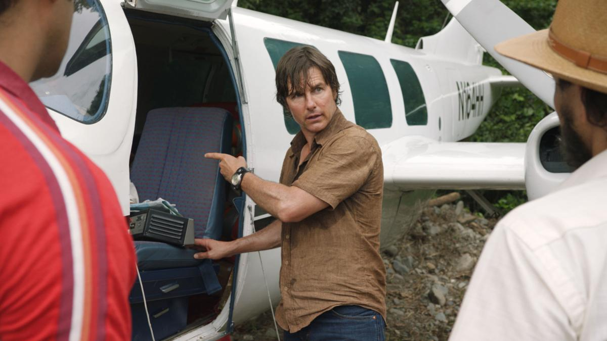 Film Review American Made