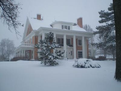 Whitehall Mansion plans holiday open house