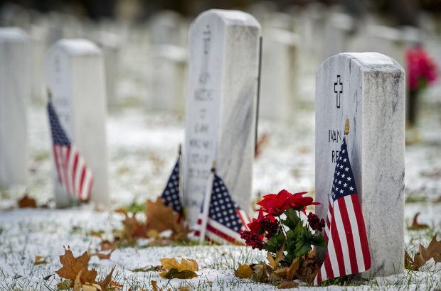 Wyuka, Veteran's Day, 11/11/2014