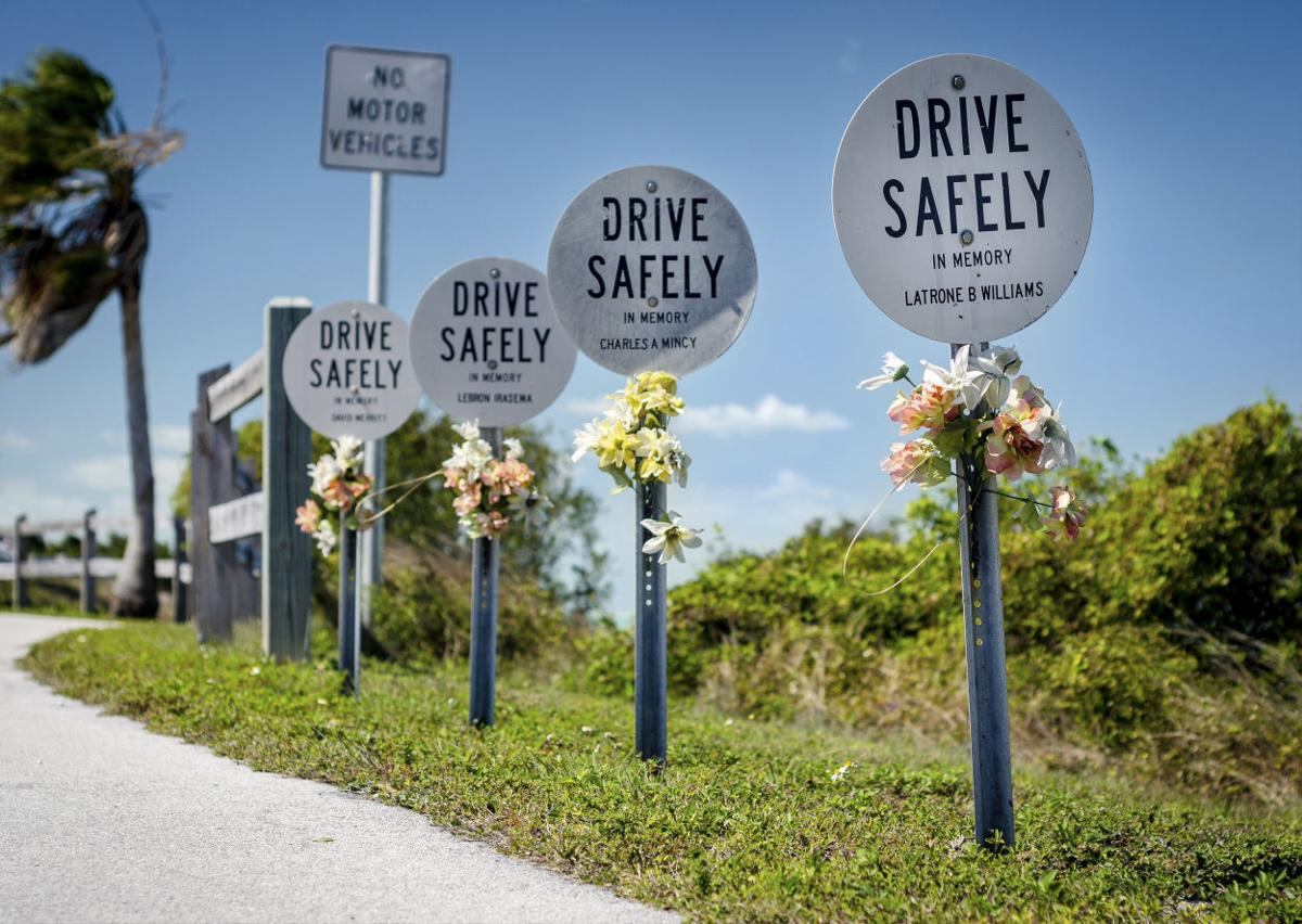 an article about roadside memorials As the number of roadside memorials increases over the years, many municipalities in north america have begun to develop a roadside memorial policy or at least have realised the need to develop a policy in the near future (churchill and tay, 2008.