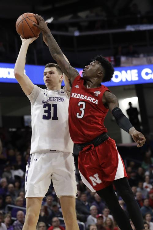 Nebraska at Northwestern, 1.11