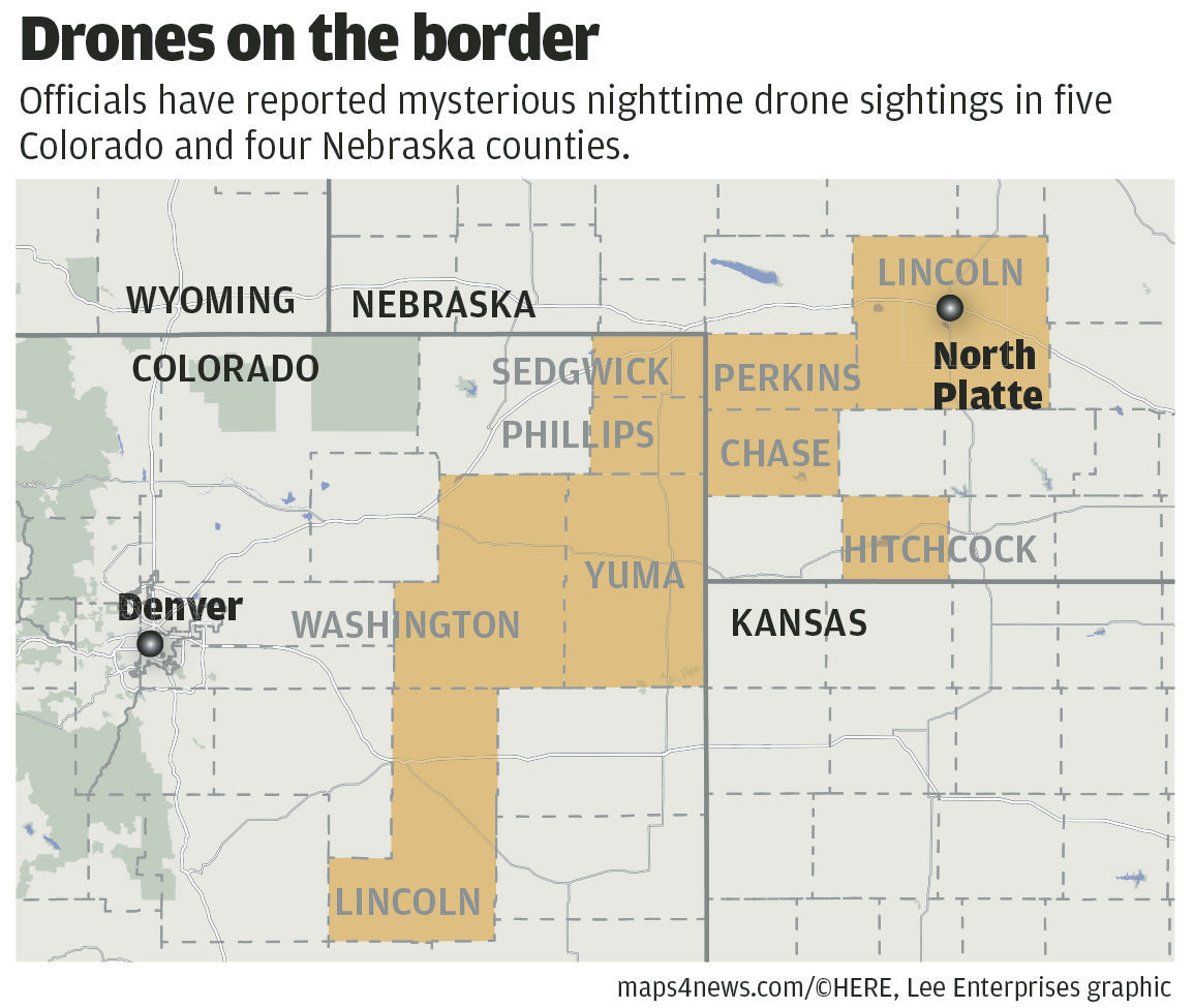 Drones on the border