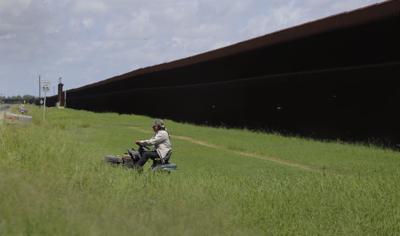 Texas Border Fence