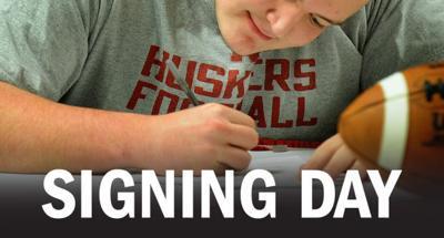 Signing Day logo pen