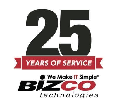 Bizco Technologies celebrates 25 years in business