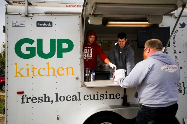 GUP Kitchen food truck