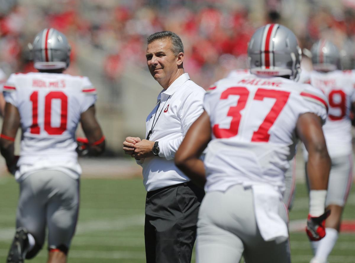 Ohio St Spring Football
