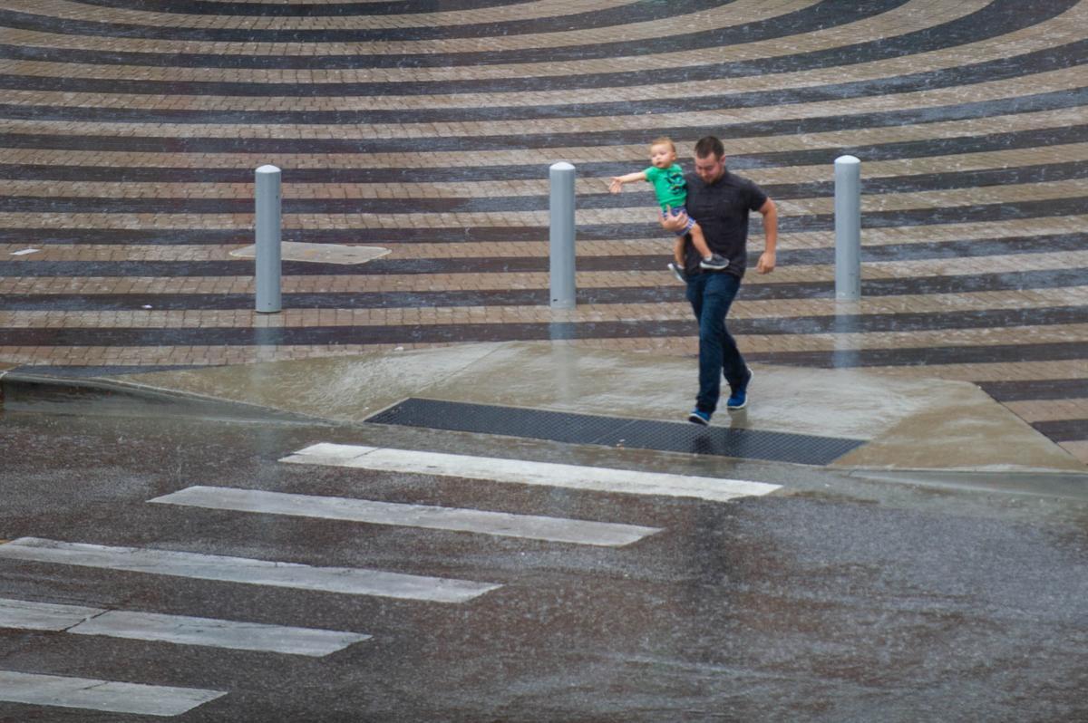 Rain, 8.17.18