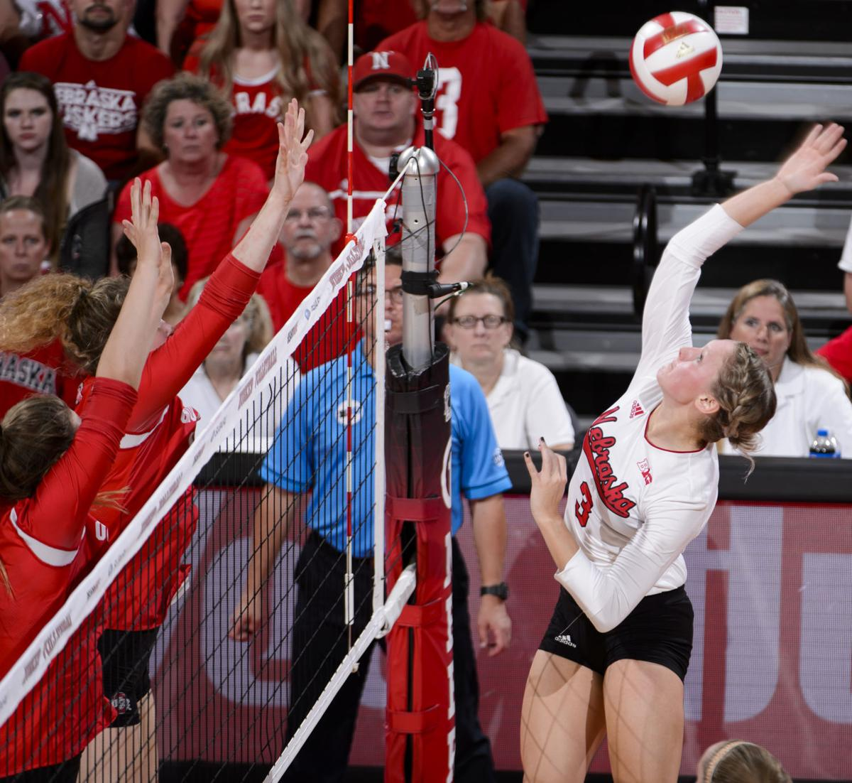 Volleyball: Ohio State vs. Nebraska