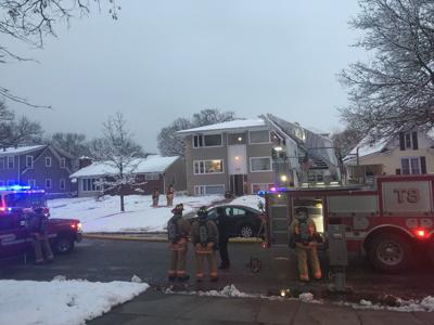825 Washington Street fire