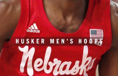 Nebraska men's basketball logo 2014
