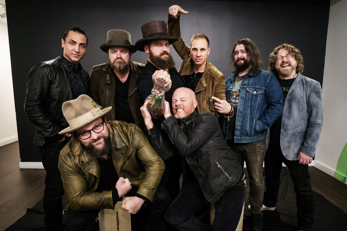 25a18ec0 For the second time, the Zac Brown Band is rehearsing for and launching a  nationwide tour at Pinnacle Bank Arena.