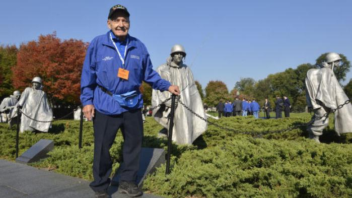 foto de Nebraska veterans travel to Korean War Memorial Local