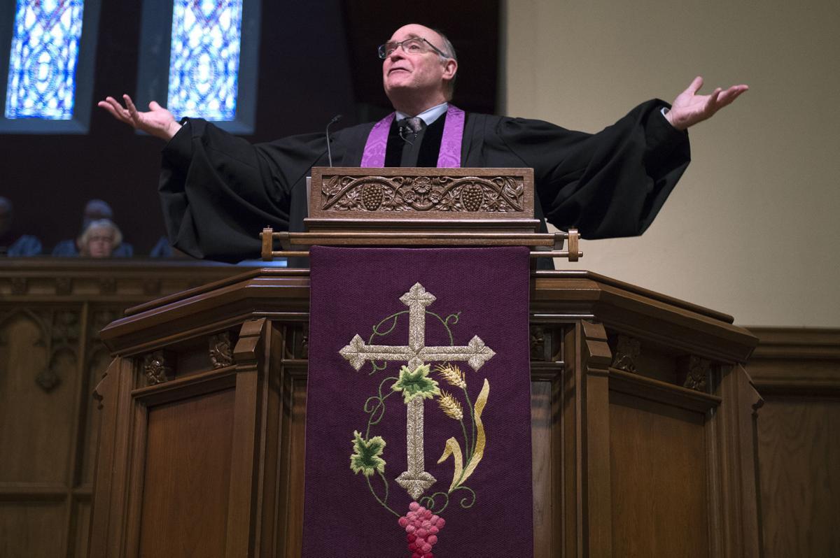 Rev. Andrew McDonald, 03.18.2018