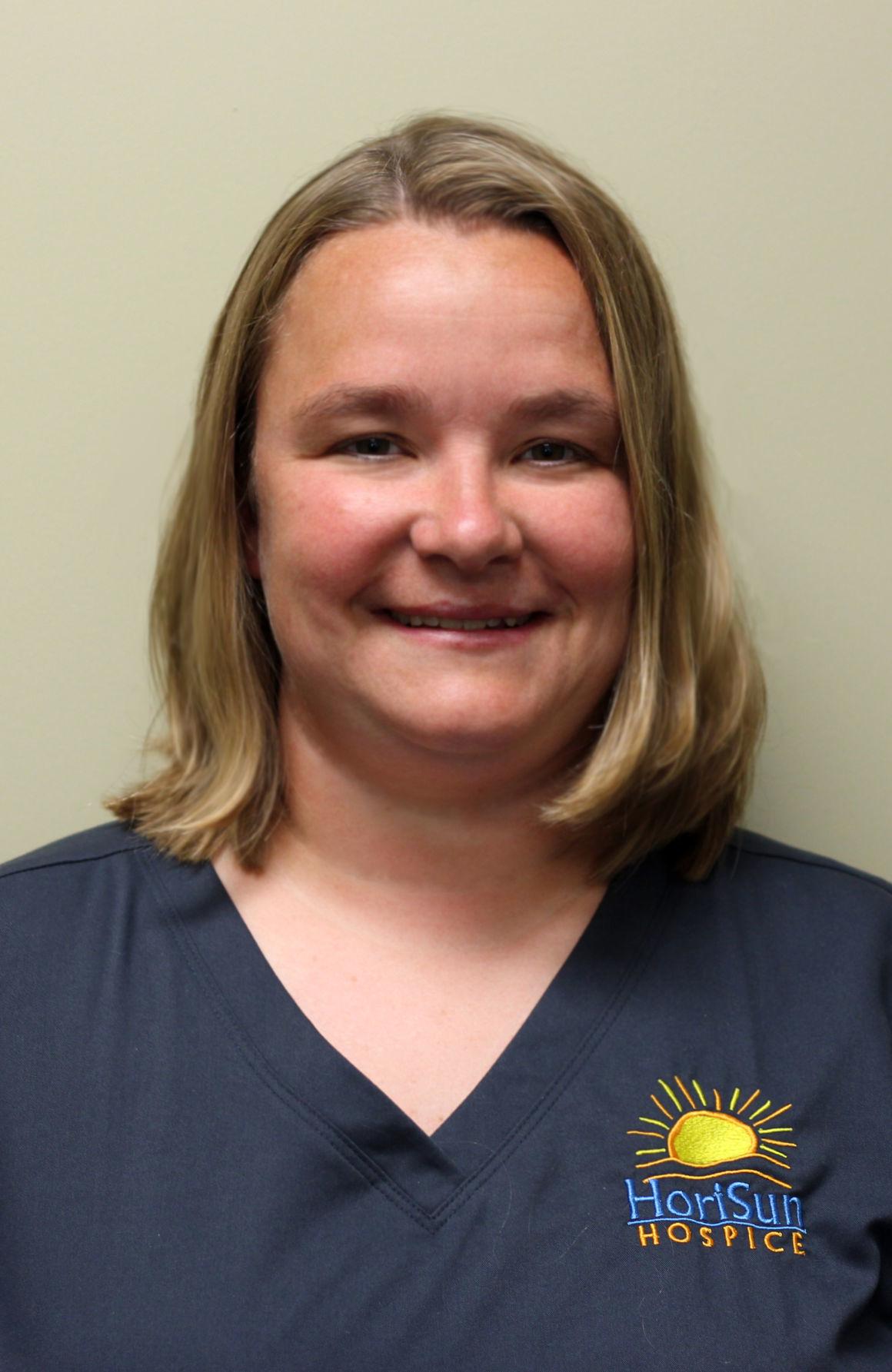 HoriSun Hospice promotes Kelli Klopfenstein