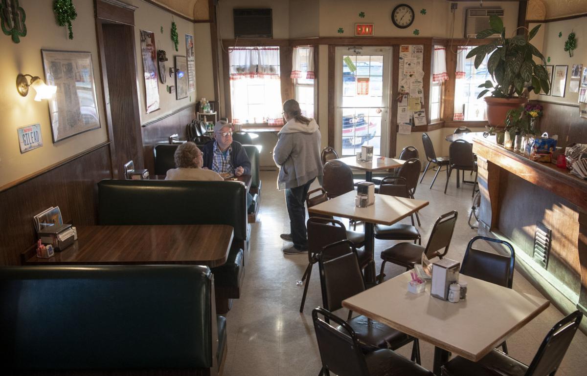 Pioneers Inn Restaurant, 3.20