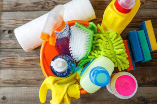 Even Household Products Labeled 'natural' Can Contain Harmful Chemicals