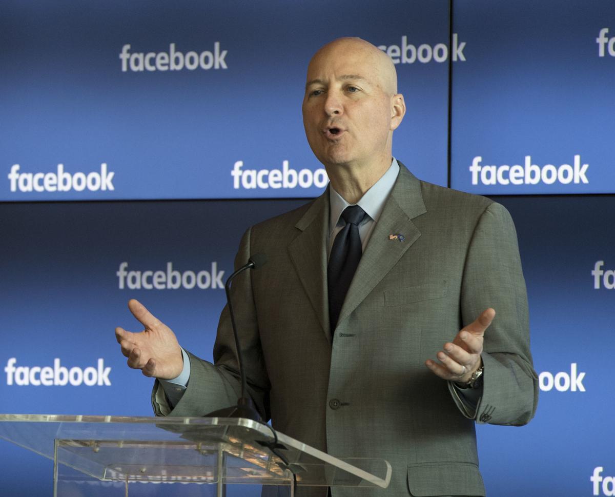 Facebook's Papillion data center