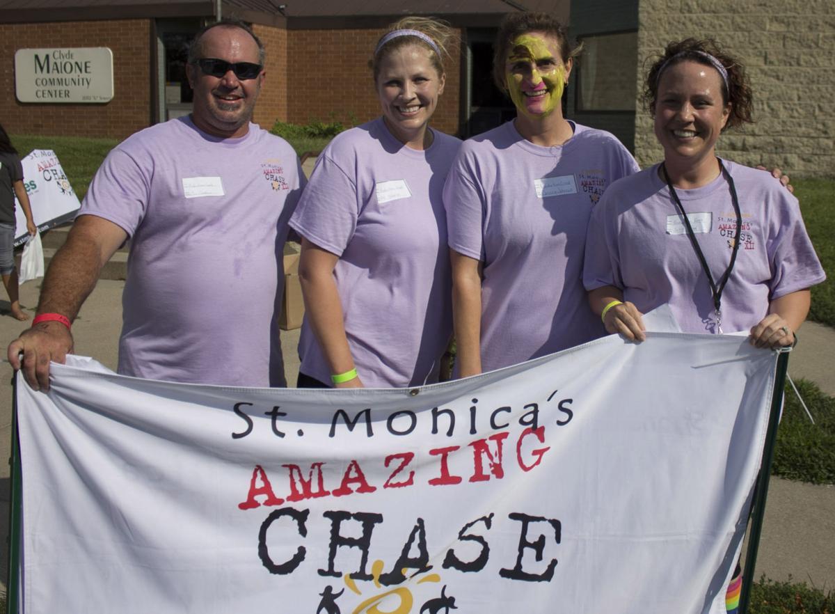 Chase Race team winner Production Creek