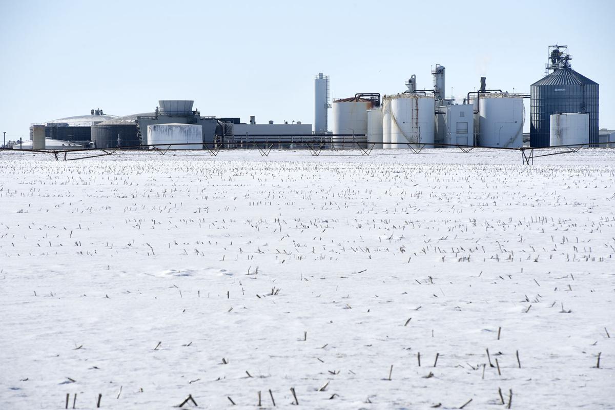 AltEn Ethanol cleanup