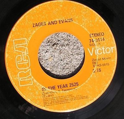 37 Objects Zager and Evans